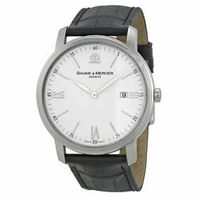Baume & Mercier Classima Executives Silver