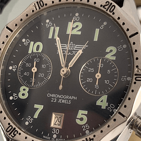 Chronograph 23 Jewels Watch from Cashinn Luxury Watches
