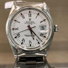Rolex SS Date