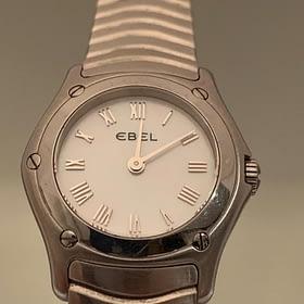 Ebel Ladies Classic Wave Ci0248